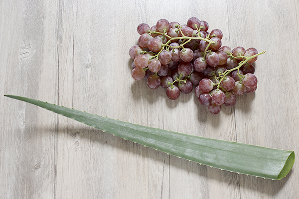 Aloe Vera Grape Juice Ingredients