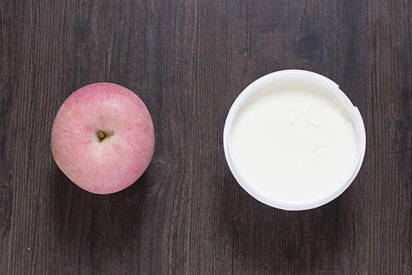 Apple Yogurt Smoothie Ingredients