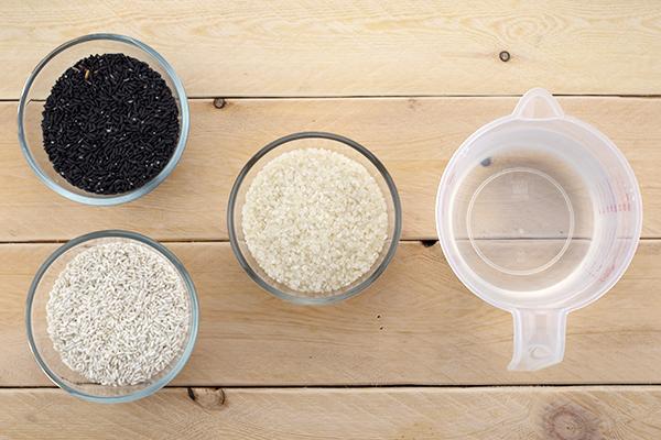 紫米饭材料