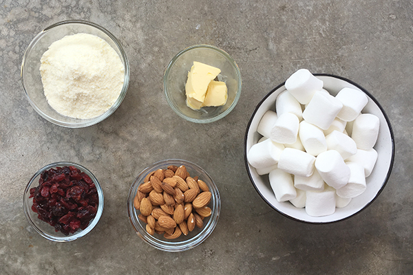 Nougat Ingredients