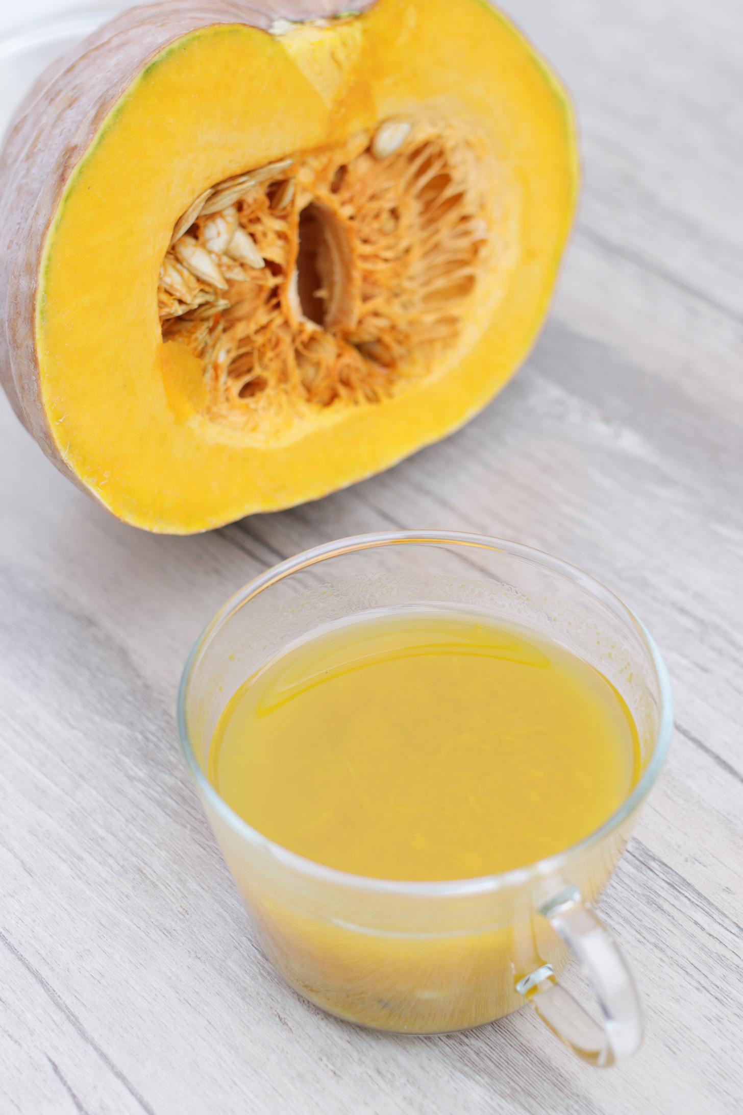 Pumpkin Barley Drink