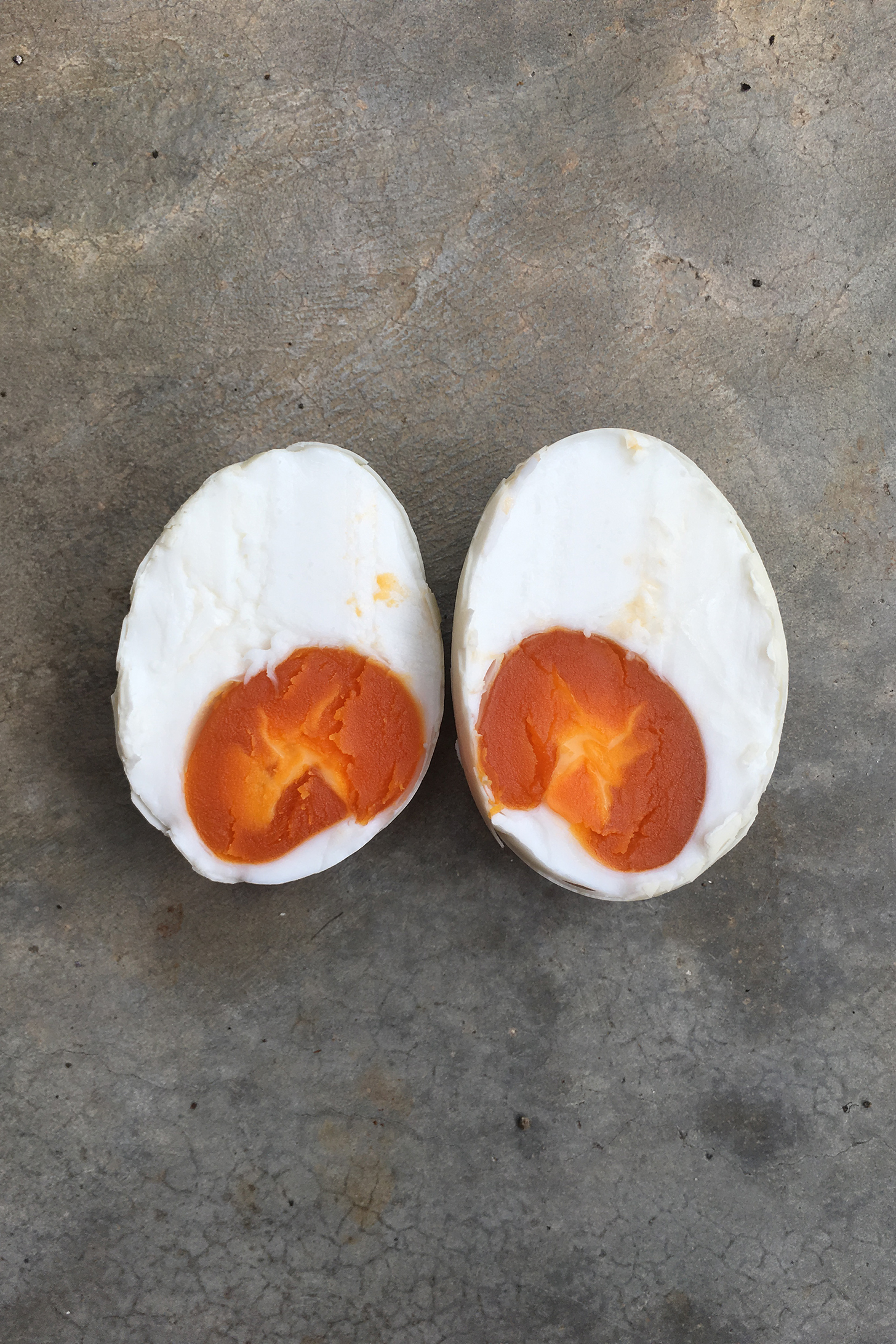 Salted Duck Eggs